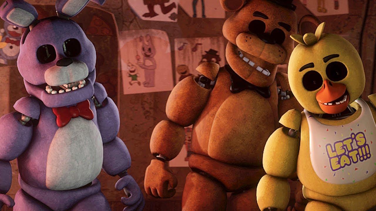 SFM] Five Nights at Freddy's Animations (Best SFM FNAF