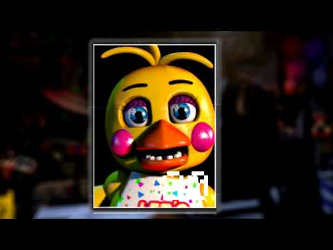 FNAF Ultimate Custom Night ALL Character Voices
