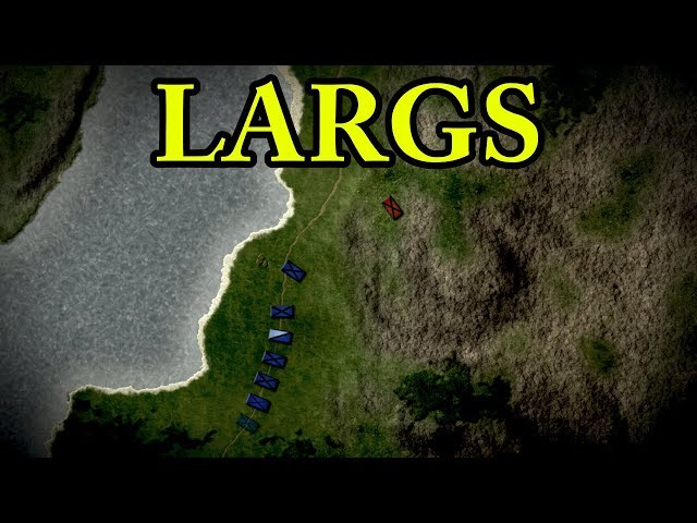The Battle of Largs 1263 AD