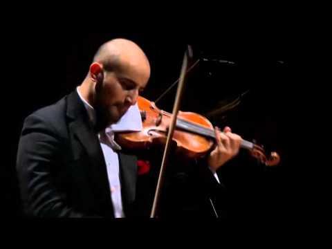 Igor Pikayzen plays Ysaÿe: Caprice d'après l'Etude en forme de valse de Saint-Saëns