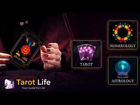 Pick a Card | Future Prediction | Tarot Card Reading App | Tarot Life | Ask a Psychic