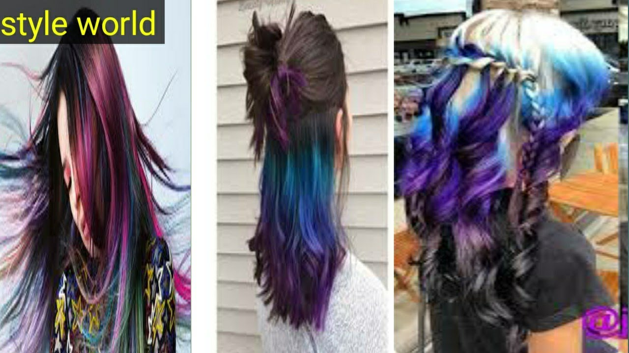 Color in world beautiful most hair the the 50 Breathtaking