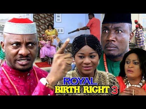 ROYAL BIRTH RIGHT SEASON 3 - (New Movie) 2018 Latest Nigerian Nollywood Movie Full HD | 1080p thumbnail
