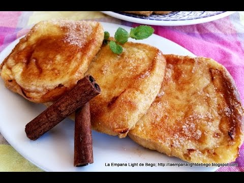 Al de molde torrijas de horno pan