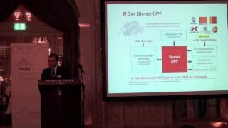 René Koch, Leiter Dienst ÜPF: Überwachung des Post- und Fernmeldeverkehrs