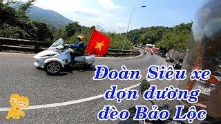 Chuyến đi bất ổn - Biến CĂNG ĐÉT tại đèo Bảo Lộc - Xe Ôm Vlog