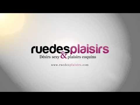 Actualité des sextoys de la boutique en ligne rue des plaisirs poster
