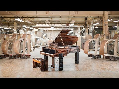 Kravitz Grand Limited Edition Steinway