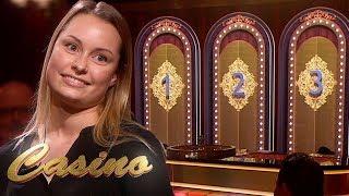 Casino | Velger hun 50000 kr eller en luke? | TVNorge