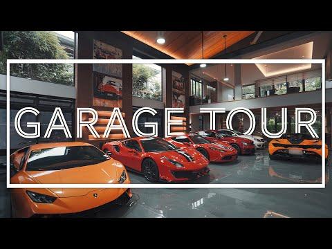 A Car Enthusiast's Dream Home | House Tour