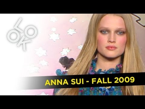 Fashion Flashback: Anna Sui Fall 2009