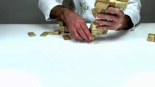 Wooden Construction Toys From Tegu - How To Build Mickey Mouse And Minnie Mouse