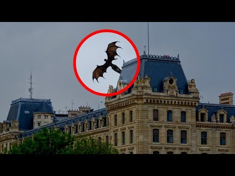 5 Vampires Caught on Tape & Spotted in Real Life