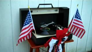 Senator Everett McKinley Dirksen - The Story of the Mayflower and the Mayflower Compact (LP)