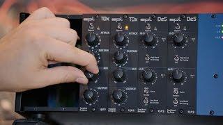 SPL TDx Transient Designer Modul für 500er-Serie im Test