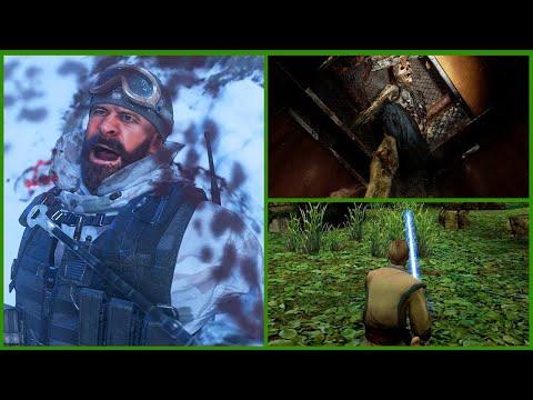 Hidden Video Game Details #9 (Apex Legends, Modern Warfare 2, Metro Exodus & More) |