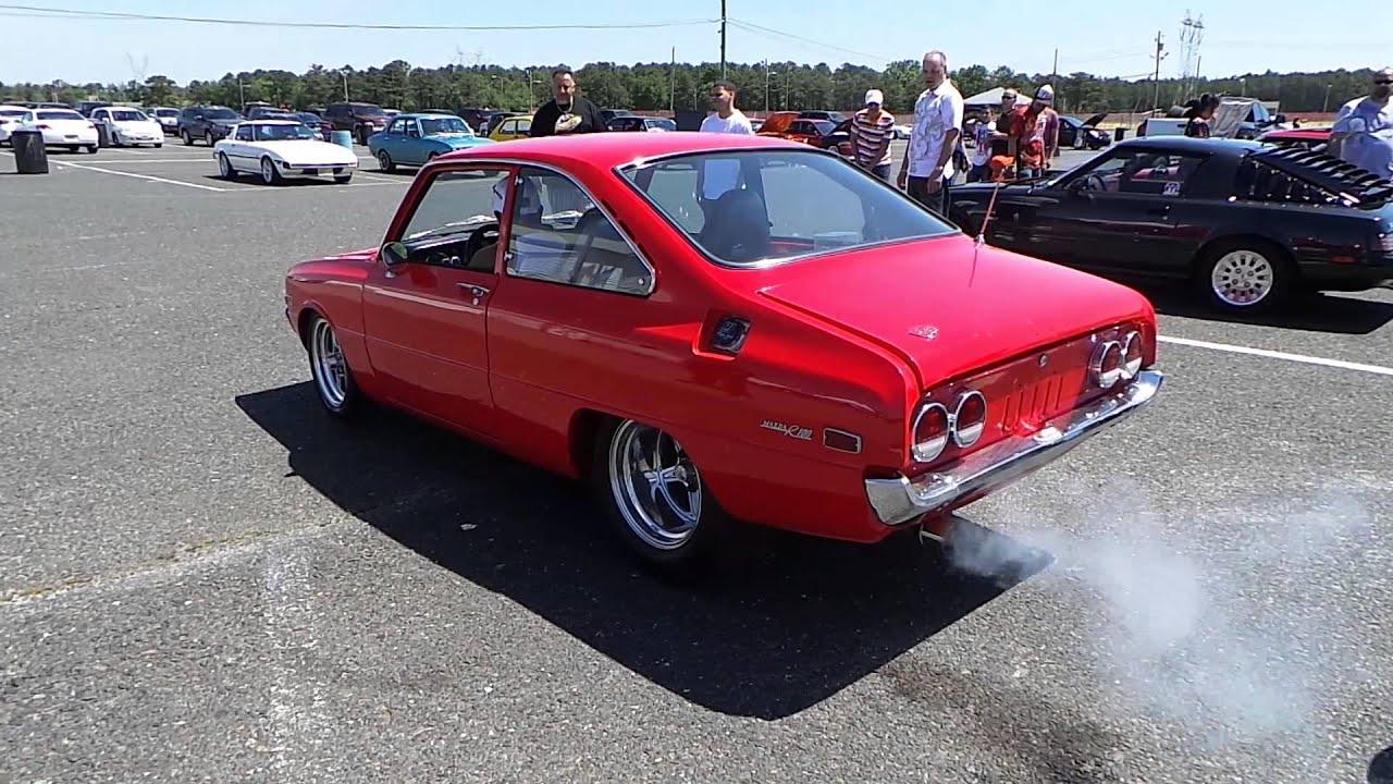 Mazda R100 13b Turbo - YouTube