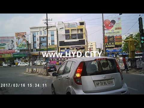 Complete Video Tour of Vanasthalipuram Area Hyderabad India