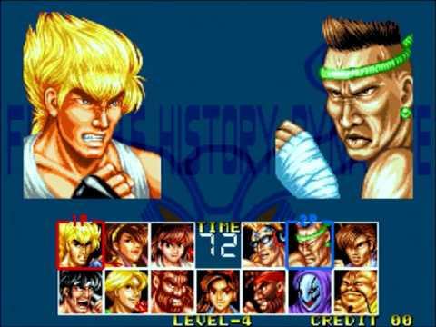 ファイターズヒストリーダイナマイト(Karnov's Revenge:Fighter's History Dynamite:FHD)大会