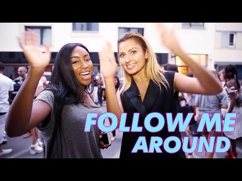 MTV Style | Follow Me Around: Berlin Fashion Week mit Sandra Lambeck