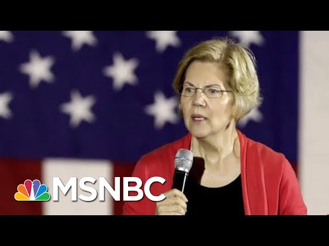 Sen. Elizabeth Warren Gains In 2020 Poll After Debate | Morning Joe | MSNBC