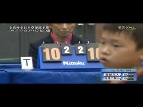 Thần đồng Bóng bàn Nhật Bản - Tương lai Bóng bàn thế giới