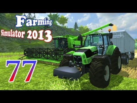 Farming Simulator 2013 ч77 - Свеклокомбайн