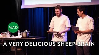 A Very Delicious Sheep Brain   S.Nutter & V.Wågman