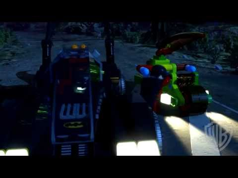 LEGO Batman: The Movie DC Super Heroes Unite- Batman & Robin Clip