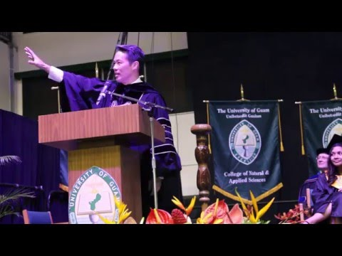 Commencement Speech 2015 University of Guam