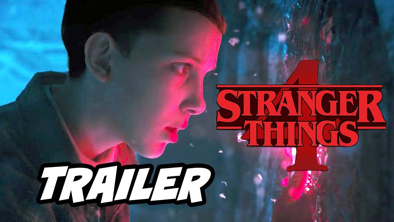 The New 'Stranger Things 4' Trailer Was A Mistake For More Than ...