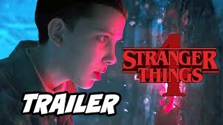 Stranger Things Season 4 Trailer Breakdown and Easter Eggs