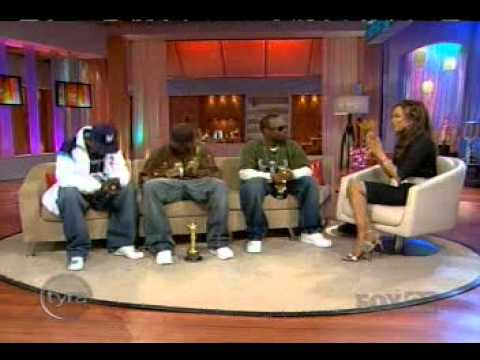 Three 6 Mafia on Tyra Banks (HypnotizedCamp.Net)