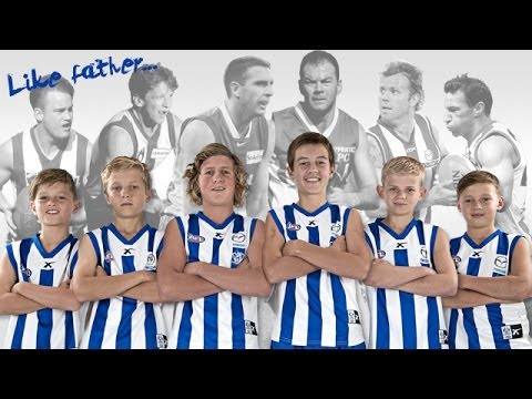 North Melbourne Father/Son Academy