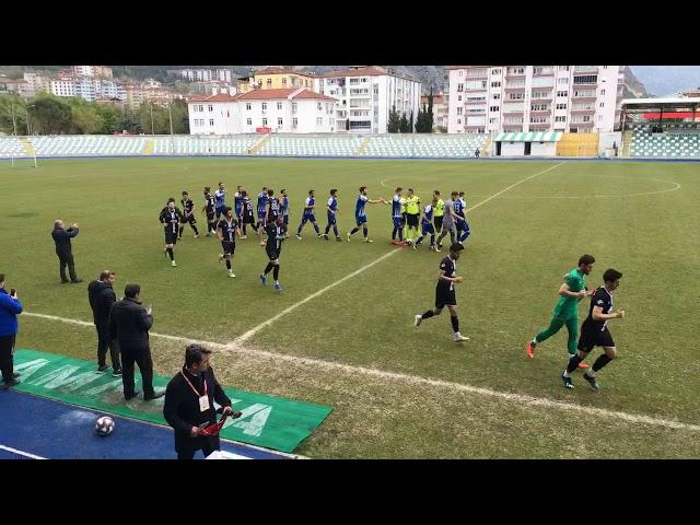 Final | Merzifonspor 2-0 Merzifon 2018 SK (2.Yarı)