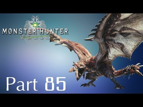 Monster Hunter: World -- Part 85: Troublemaking Twins & Sky Kings | Event Quests 34 thumbnail