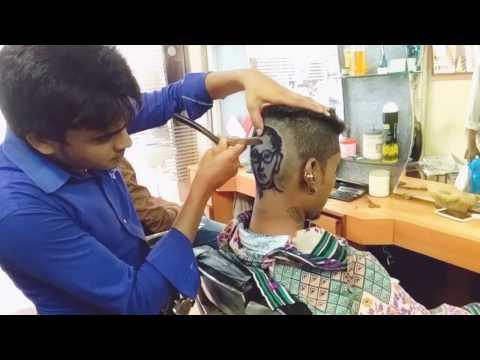 B. R ambedkar jayanti hair cut and photos hair cut by Aamirsona