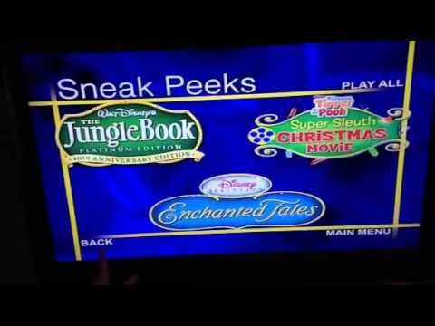 Mickey treat sneak peak conner - YouTube