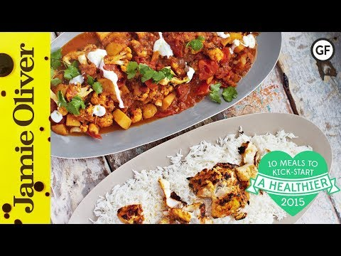 Healthy Fish Tikka Curry | #10HealthyMeals | Kerryann Dunlop