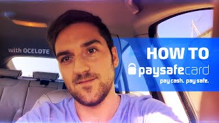 How to paysafecard with ocelote