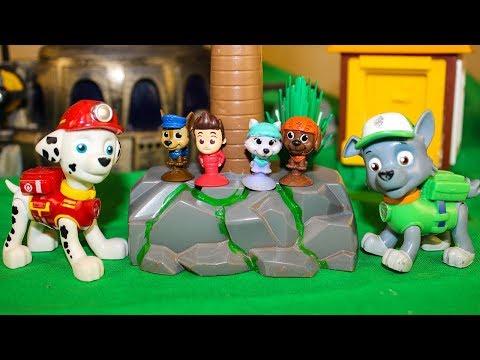 Мультики про игрушки для детей Щенячий патруль Игрушки для Маши Мультфильмы для детей