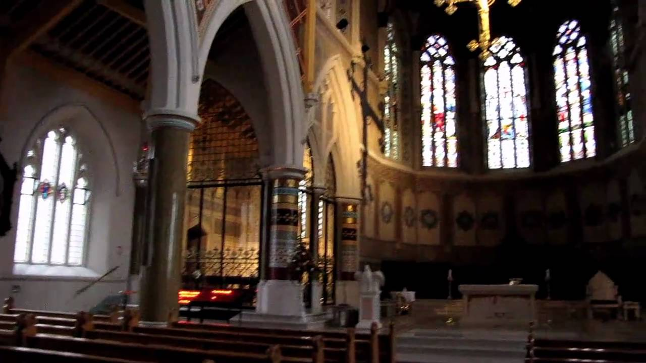 st peter s cathedral belfast youtube