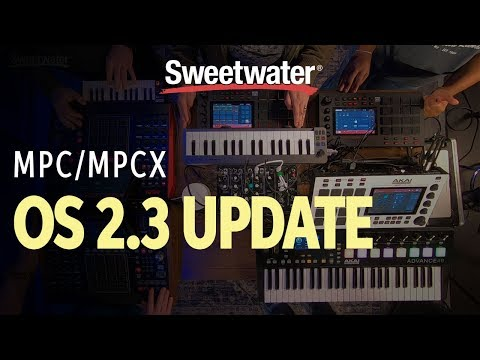 mpc live mk2