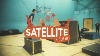 Living Sport Satellite Clubs - Parkour
