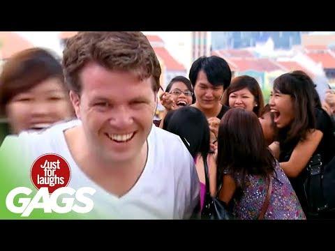 Instant Celebrity Prank - JFL Gags Asia Edition