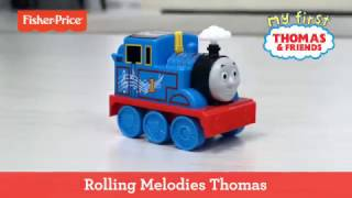 Fisher Price - My First Rolling Melodies Thomas