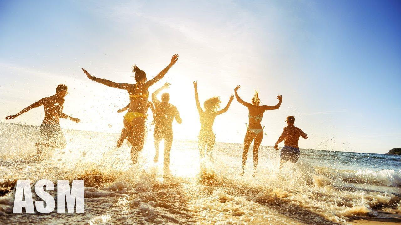Summer Upbeat Background Music / Travel Music Instrumental - by  AShamaluevMusic