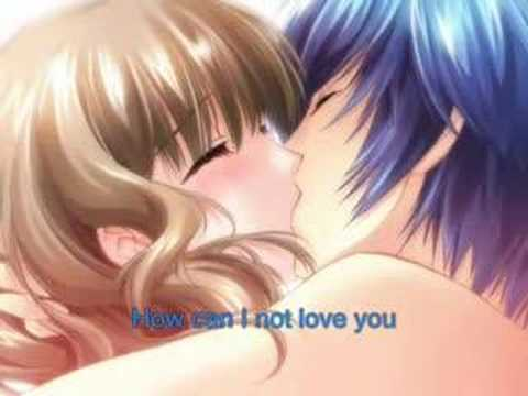 Anime Couples How Can I Not Love You