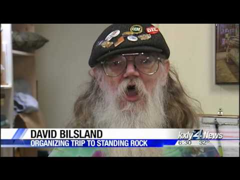 Local group to join veterans at Standing Rock