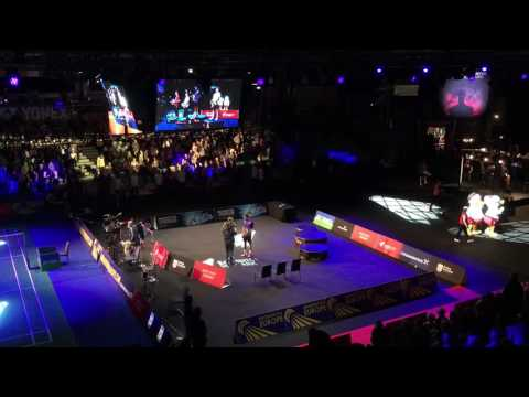 Rajiv Ouseph the new European champion